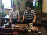 金玛农业与武汉江声科技达成合作意向