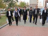 金普新区工会组织走访慰问金玛集团困难职工