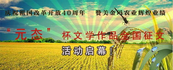 庆祝祖国改革开放40周年 赞美金玛农业辉煌业绩