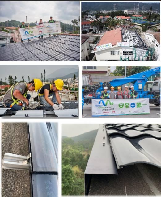 香港项目安装及细节展示