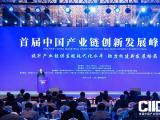 首届中国产业链创新发展峰会在北京顺利召开